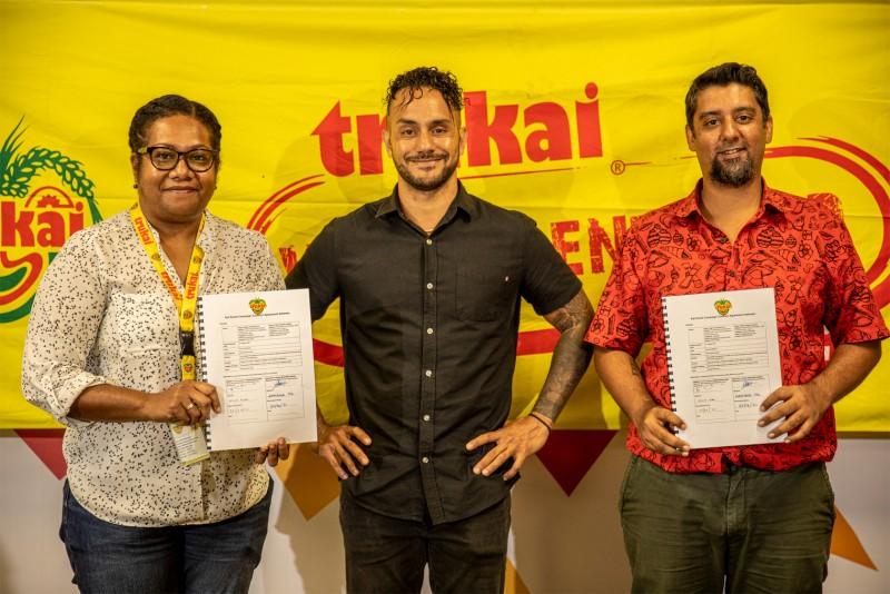 "Trukai starts ""Eat Smart"" campaign"
