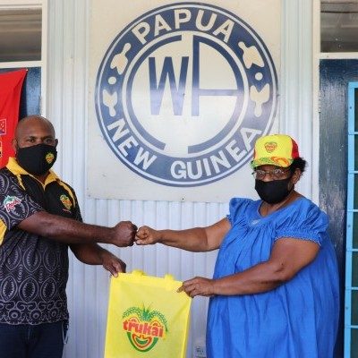 Trukai supports PNG Country Women's Association